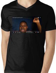 Longest Yeah Boy Mens V-Neck T-Shirt