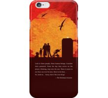 The Children of Time - (Doctor Who) iPhone Case/Skin