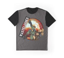 Wastelander - Pin-Up Warriors Graphic T-Shirt