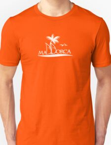 Sailing in Mallorca VRS2 Unisex T-Shirt