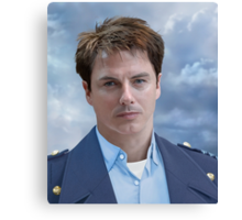 Captain Jack Harkness (Torchwood) Canvas Print