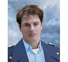 Captain Jack Harkness (Torchwood) Photographic Print