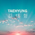 Taehyung (V) Phone Case - Sunrise by ReadingFever