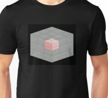 Cube within a cube Unisex T-Shirt