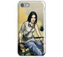 Mad Mary iPhone Case/Skin