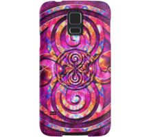 Fractals in Space (Doctor Who) Samsung Galaxy Case/Skin