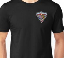 Power Rangers Unisex T-Shirt