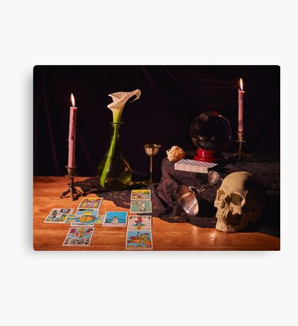 Traditional Occult  Canvas Print