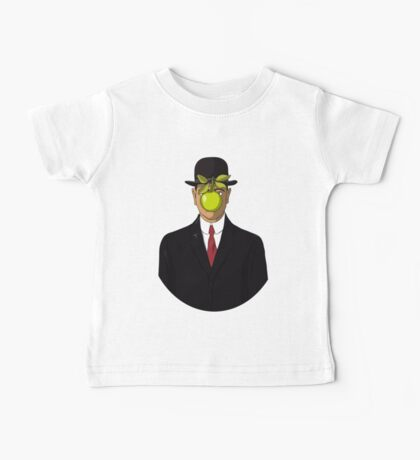 The Son of Man Baby Tee