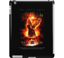 Vale Decem - The Lonely Angel iPad Case/Skin