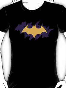 Tear-away Batgirl T-Shirt
