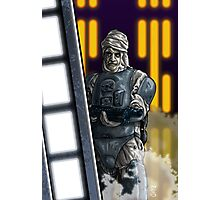 Bounty hunter Photographic Print
