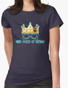 thegameofnerds.com_1 Womens Fitted T-Shirt