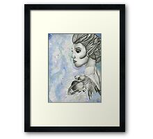 Space Dreams  Framed Print