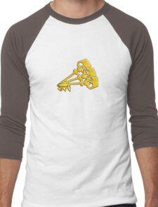 Borderlands Golden Keys Men's Baseball ¾ T-Shirt