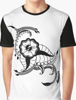 Monochrome Graphic T-Shirt