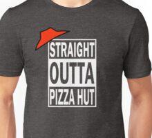 Straight Outta Pizza Unisex T-Shirt