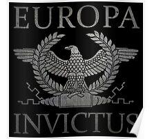 Europa Invictus - Steel Eagle Poster