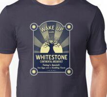 Whitestone's Continental Breakfast Unisex T-Shirt