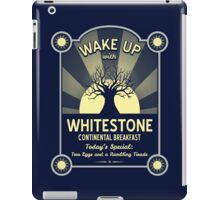 Whitestone's Continental Breakfast iPad Case/Skin