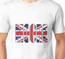 Moore (UK) Unisex T-Shirt