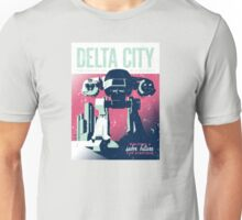 ED 209 Delta City Unisex T-Shirt