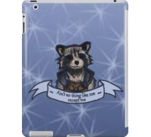 No it's real iPad Case/Skin