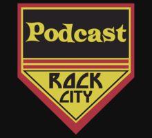 Podcast ROCK CITY Podcast! T-Shirt