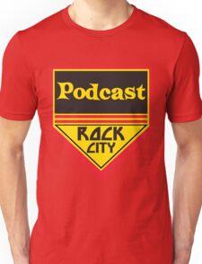 Podcast ROCK CITY Podcast! Unisex T-Shirt