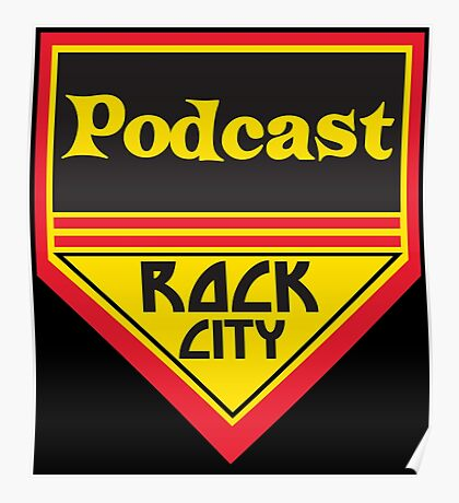 Podcast ROCK CITY Podcast! Poster