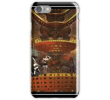 Steampunk central iPhone Case/Skin