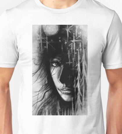 Female Forest Spirit Unisex T-Shirt