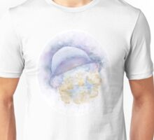 Watercolor Jellyfish at the Chicago Aquarium Unisex T-Shirt