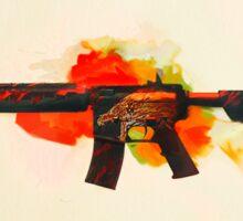 CS:GO M4A4 Howl Sticker