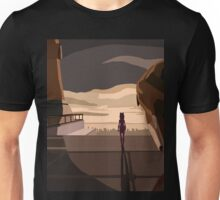 "Ahsoka Tano ""Im sorry master, Im not coming back"" Unisex T-Shirt"