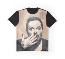 Eddie Izzard Graphic T-Shirt