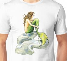 Hans Christian Andersen's The Little Mermaid Unisex T-Shirt