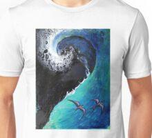 Seabirds and Surf Unisex T-Shirt