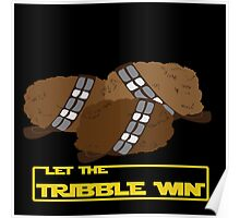 Let the Tribble Win Poster