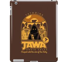 Jawa Droid Sales iPad Case/Skin