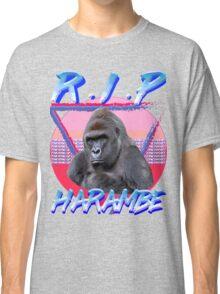 Harambe Vintage T-Shirt Classic T-Shirt