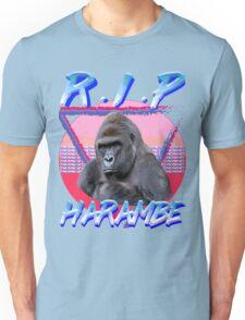 Harambe Vintage T-Shirt Unisex T-Shirt