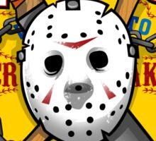 Jason Lives  Sticker