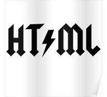HTML Rocks Poster