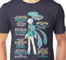 Mikleo Quotes Unisex T-Shirt