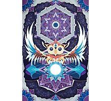Owl Spirit Photographic Print