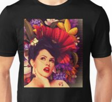 The Floral Tattoo Unisex T-Shirt