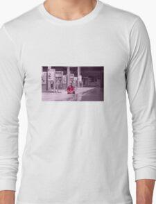 p i n k o m e g a  Long Sleeve T-Shirt