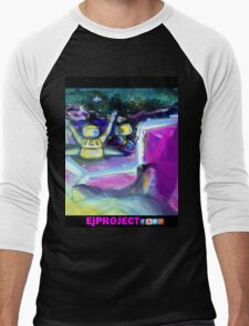 EjProject - Base Jump 4200 Men's Baseball ¾ T-Shirt