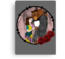 Spookily Ever After Canvas Print